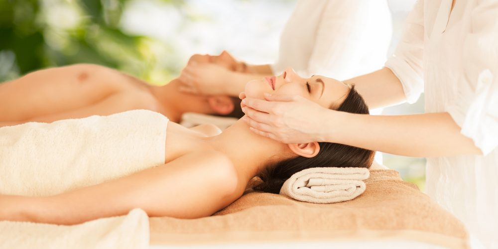 Couples Massage  service at home